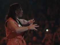 Witness slow motion, strong style, with the debut of Shinsuke Nakamura