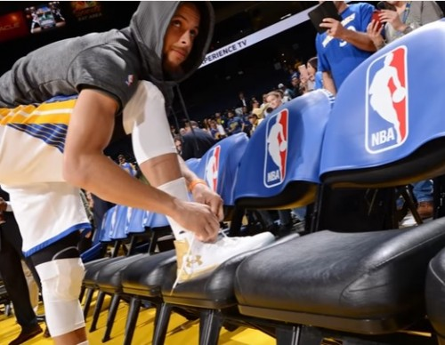 Everyone's Hating on Stephen Curry's New Sneakers Again