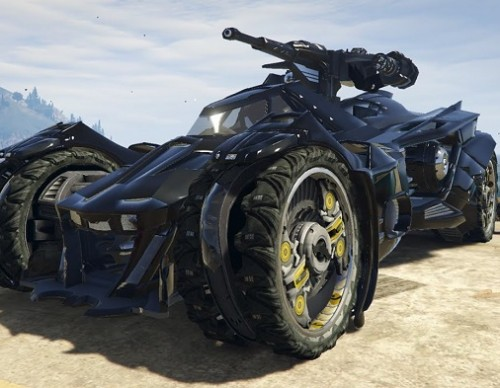 Rockstar Releases New GTA 5 Update, Fixes Network Issues