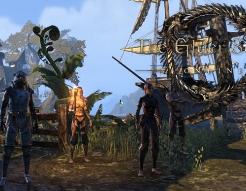 Enjoy Playing Elder Scrolls Online All Week For Free!