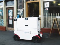 San Francisco Residents To Get Their Orders From Yelp Eat24 and Marble Via Robot Food Delivery