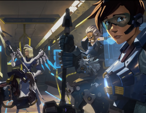 Overwatch Update: How To Get All Uprising Event Sprays