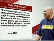 Did LaVar Ball Finally Cross The Line?