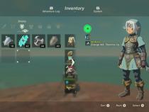 New Link Amiibo Reveals Fierce Deity Armor Secrets In Zelda Breath Of The Wild