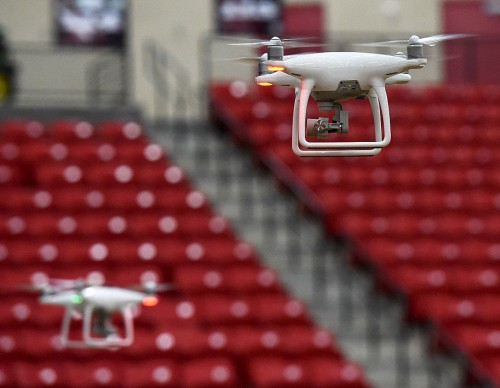Drone Academy Training Class Prepares Students For New FAA Regulations