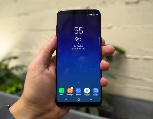 Samsung Galaxy S8 Sales Bursts Through Pre-Order Records