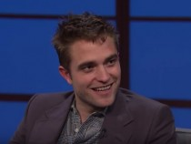 Robert Pattinson Made An Appearance At Late Night With Seth Meyers.