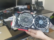 MSI GeForce GTX 1080 Ti Armor 11G Is First AIC Custom GPU In Stores