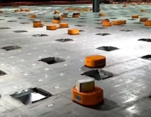 These Cute Little Orange Robots Will Take Your Jobs Away