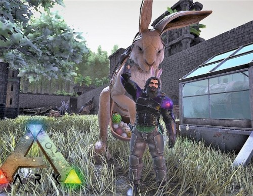 Introducing The Eggcellent Adventure In Ark: Survival Evolved