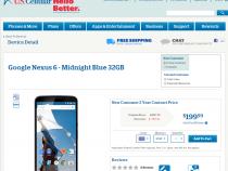 Google Nexus 6 US Cellular