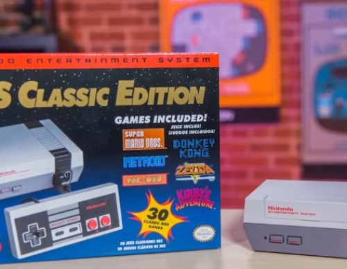 The Search Is Over, NES Classic Edition Discontinued Worldwide