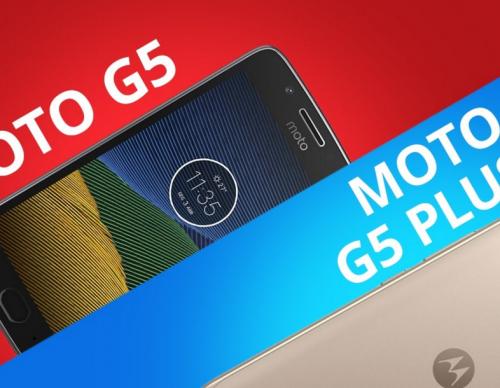 Moto G5 vs Moto G5 Plus: Which Is More Impressive?