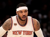 Knicks Fans Might Have Seen The Last Time Melo Wearing The New York Knicks Jersey.
