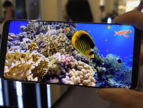 Samsung's Galaxy S8 Infinity Display Brings Users To Infinity And Beyond