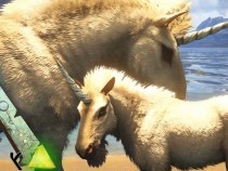 An Ark:Survival Evolved Player Finally Acquires Unicorn