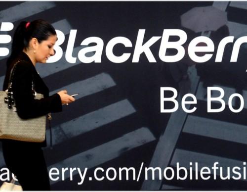 RIM BlackBerry World Event