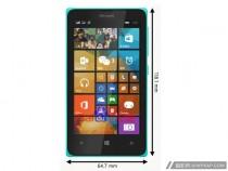 Purported Nokia Lumia 435