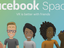 Facebook Spaces Lets You Have Your Own Avatar And Interact With Friends In VR