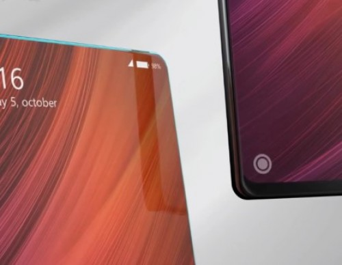 Xiaomi Mi Mix 2 Leak Shows Monster Specs