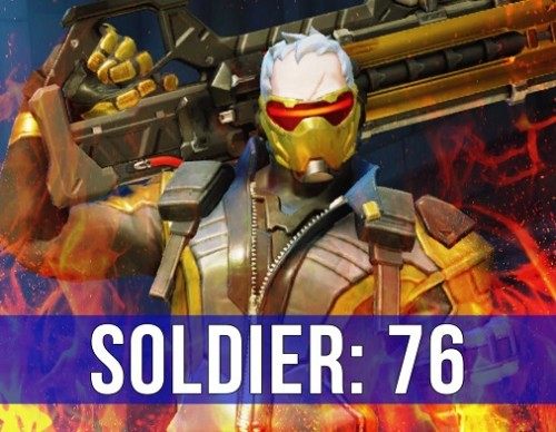 Why Soldier: 76 Is Now The Best Hero In Overwatch