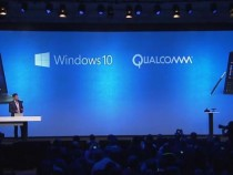 Qualcomm Confirms First ARM-Powered Windows 10 PCs Coming This Year