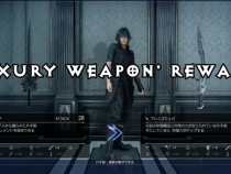 Final Fantasy XV: Patch 1.09 Adds New Features For Regalia