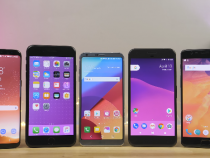 Speed Test: Galaxy S8 vs 7 Plus vs LG G6 vs Pixel vs 3T