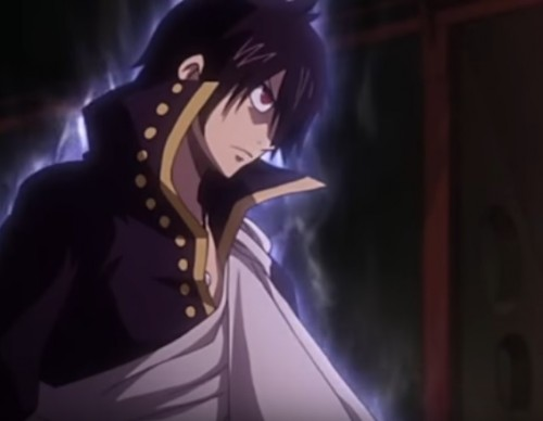 Gone are the days when Zeref use to have compassion towards his enemies.