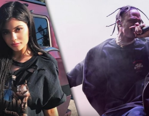 Kylie Jenner & Travis Scott CAUGHT Holding Hands At Coachella.