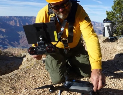 Grand Canyon Drones Came Up Empty In First Search And Rescue Mission