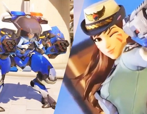 Here's How To Acquire D.Va's New Skin In Overwatch