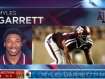 Myles Garrett Is Still The Top Pick In 2017 NFL Mock Draft.