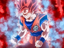 Super Saiyan God Form Is Very Powerful That Every Saiyan Needs To Master.