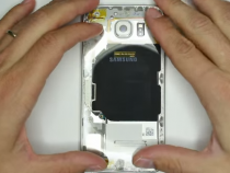 Clear-Backed Samsung Galaxy S8