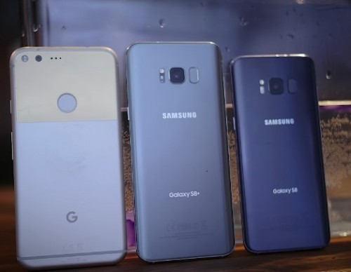 Samsung Galaxy S8 vs Google Pixel 2: We've Got A Fight On Our Hands