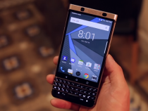 BlackBerry KeyONE Finally Arrives In The US Next Month