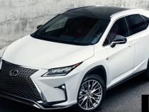 Apple Spotted Testing Autonomous Car Tech In A Lexus RX