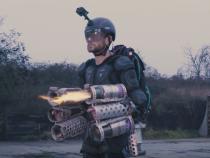 Man Built 'Iron Man' Suit That Actually Flies