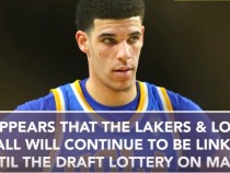 UCLA's Lonzo Ball Talks Lakers, Emulating Magic Johnson's Game