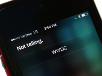 Apple's Siri Speaker Might Be Unveiled At WWDC 2017
