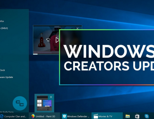 Windows 10 Creators Update Comes With Microsoft Defender Security Center