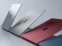 Microsoft's Huge Hardware Announcement Is A Traditional Surface Laptop