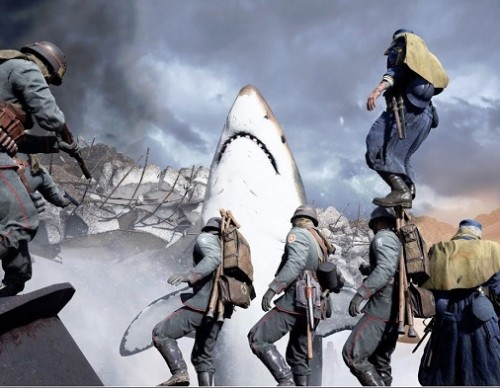 Battlefield 1 Guide To Megalodon Easter Event