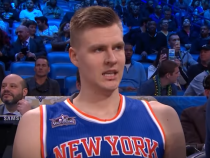NBA Trade Rumors: Kristaps Porzingis To Join Paul George In A Blockbuster Trade To The Lakers?