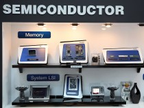 Samsung Highlights Mobile Products Using Its Thin Semiconductors