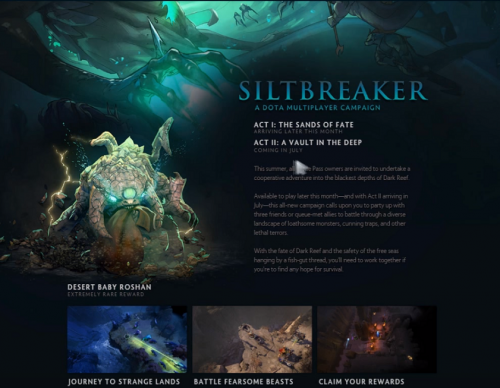 Dota 2 Is Getting A Campaign Story Mode And It's Co-op