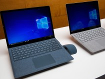 Microsoft Unveils New Surface Laptop