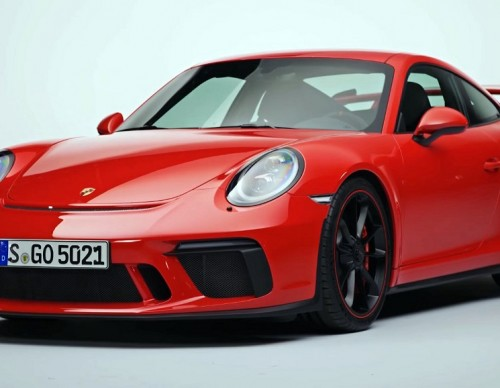 Porsche Sets New Fast Record In Nürburgring With 2018 Porsche 911 GT3