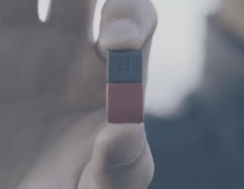 Meet Mu Tag: The World's Tiniest Loss Prevention Device